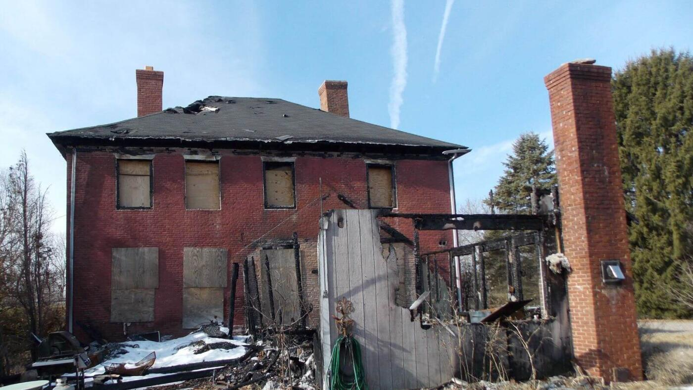 Home Repairs and Code Thresholds - Fire Damage