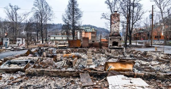 Wildfire-Affected Property Assessments and Combustion Byproducts