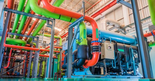 Absorption Chillers: The Paradox of Cooling with Heat