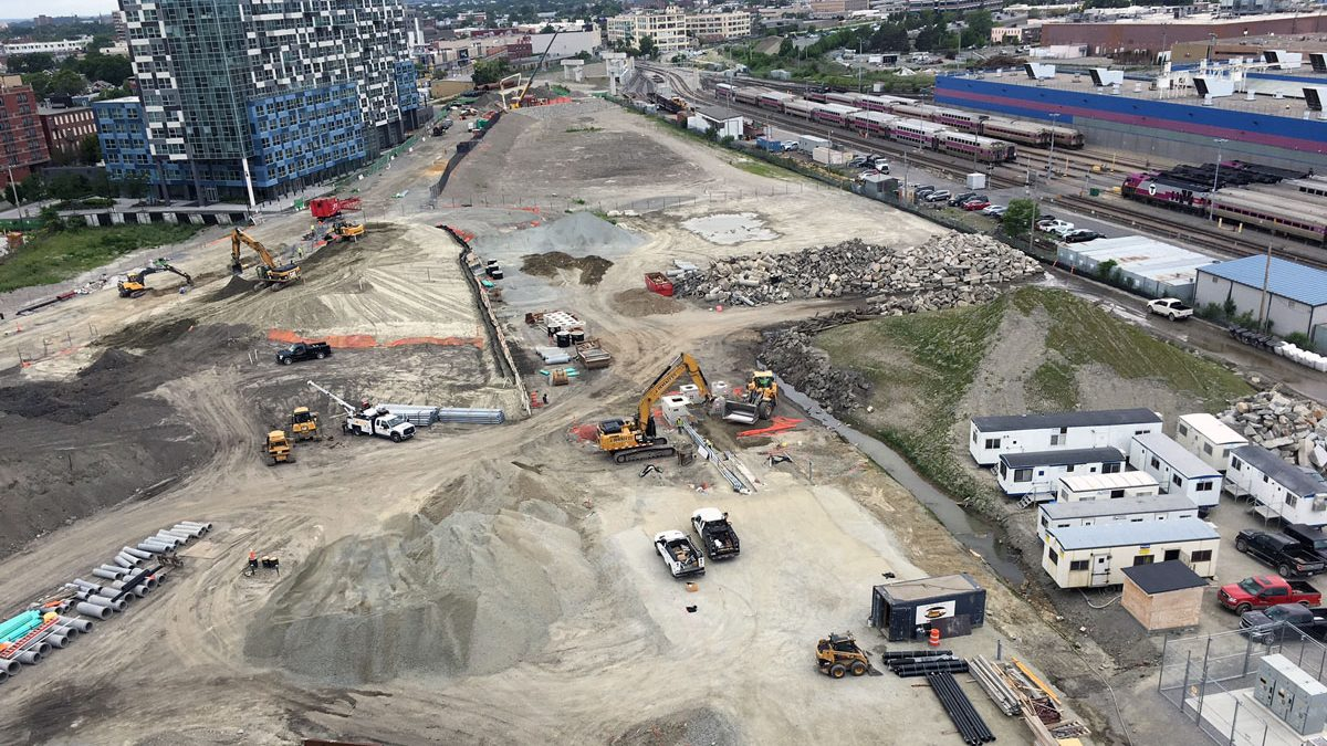 VERTEX Environmental Remediation, Cambridge Crossing (formerly Northpoint), 17000