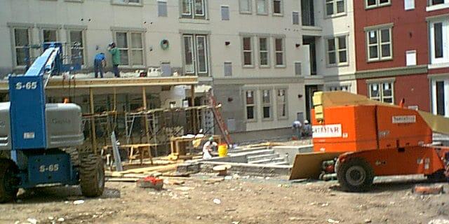 VERTEX, Development of Residential Apartment Complex and Retail Center