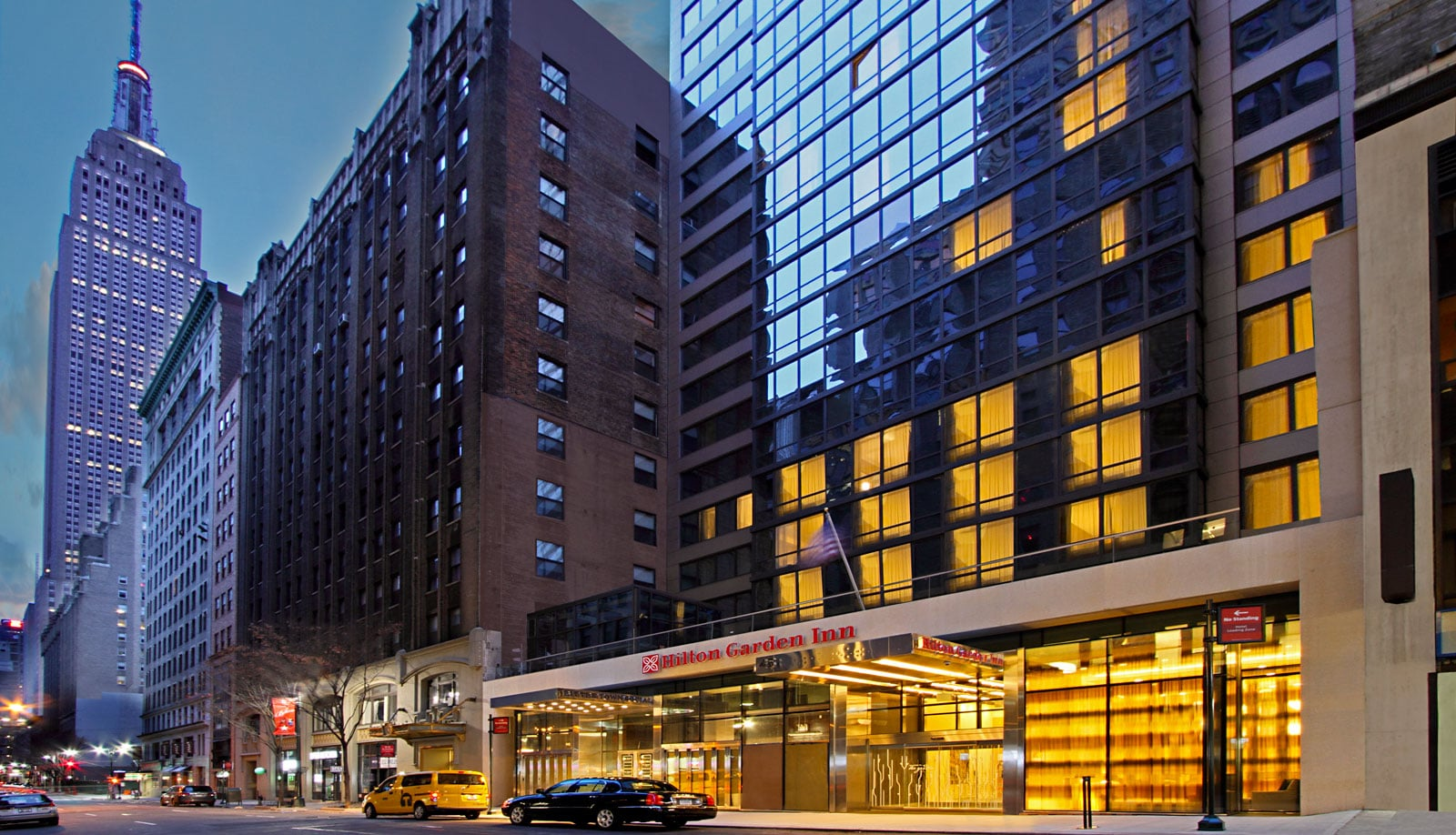 VERTEX Construction, Owner's Representation, Hilton Garden Inn, NYC 17503
