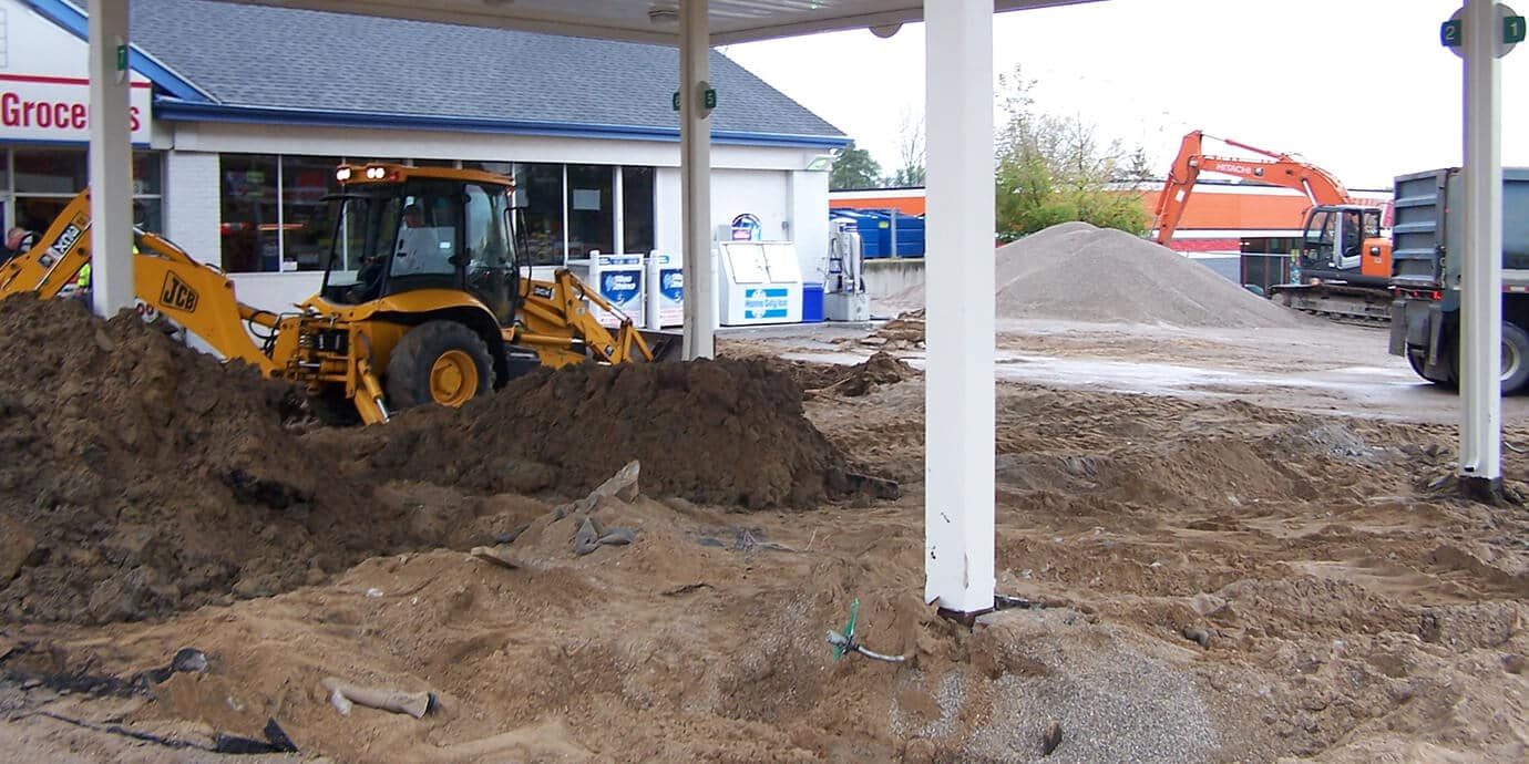 VERTEX, Environmental Claims Consulting, Gasoline Station LUST