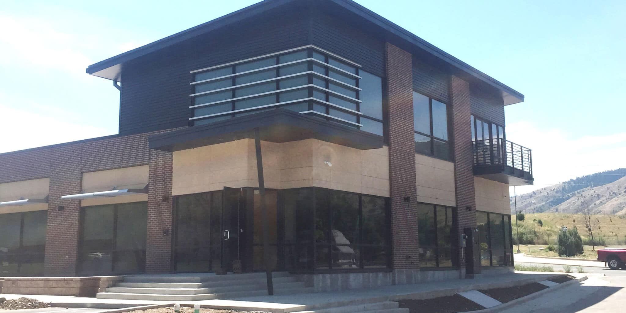 VERTEX, Civil Engineering, Orthodontics Office Building 28082