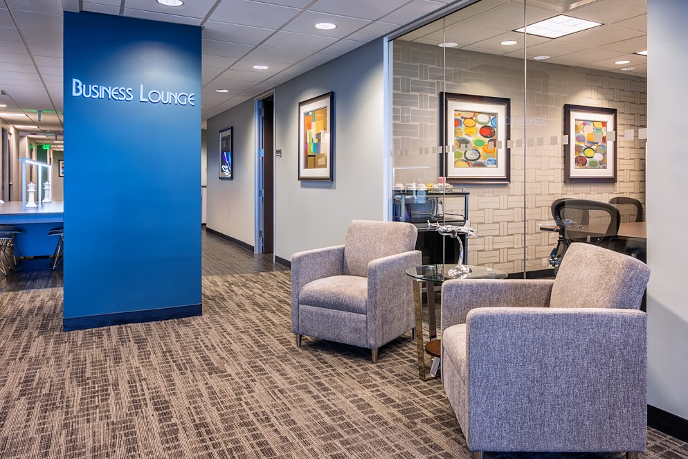 VERTEX, Tenant Improvement, Regus Stapleton Business Lounge 30760