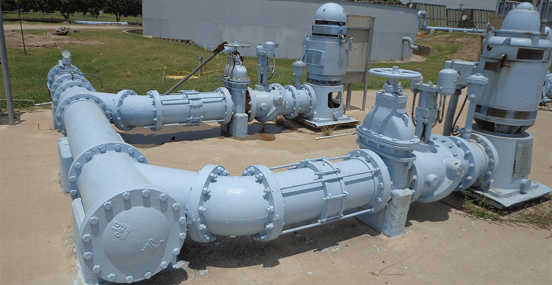 VERTEX, Water Treatment Plant, San Juan Texas 35409