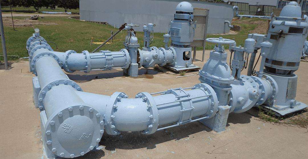 VERTEX, Water Treatment Plant, San Juan Texas 35409