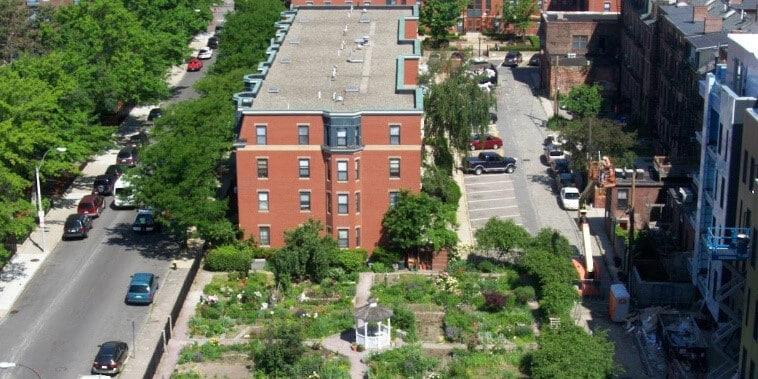 VERTEX, Environmental Industrial Hygiene, 860 Harrison Ave Low Rise Building