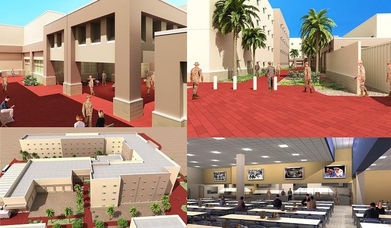 VERTEX, Surety Consulting, Transient Quarters and DFAC Manama, Bahrain, 40892