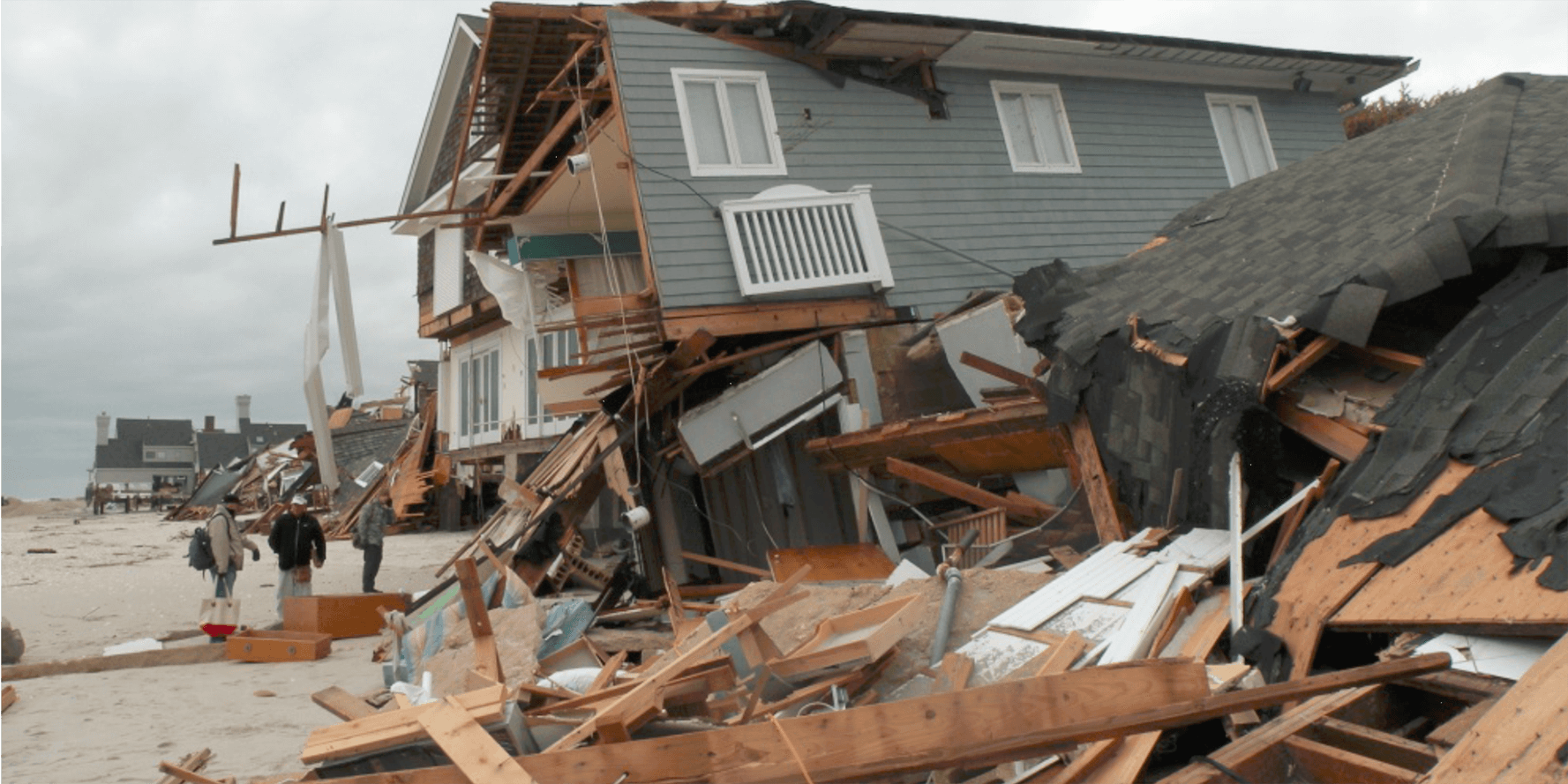 VERTEX, Forensic Engineering, Environmental Claims Consulting, Hurricane Sandy