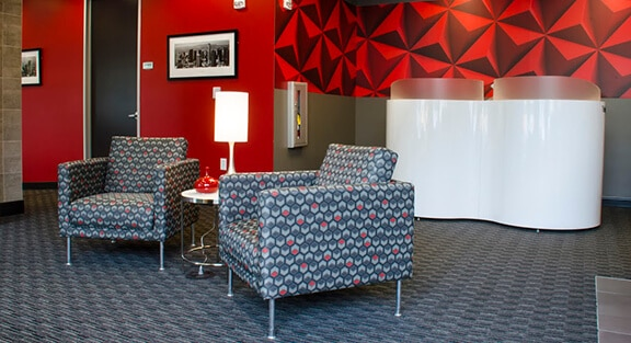 VERTEX, Tenant Improvement, Regus Boulder Business Lounge 30760