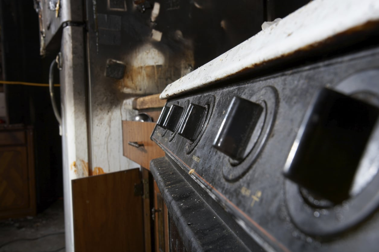 VERTEX, Origin & Cause Investigation for Commercial Kitchen Fire Claim