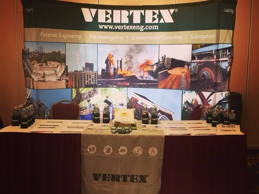 Stop By and See VERTEX At PLRB Boston
