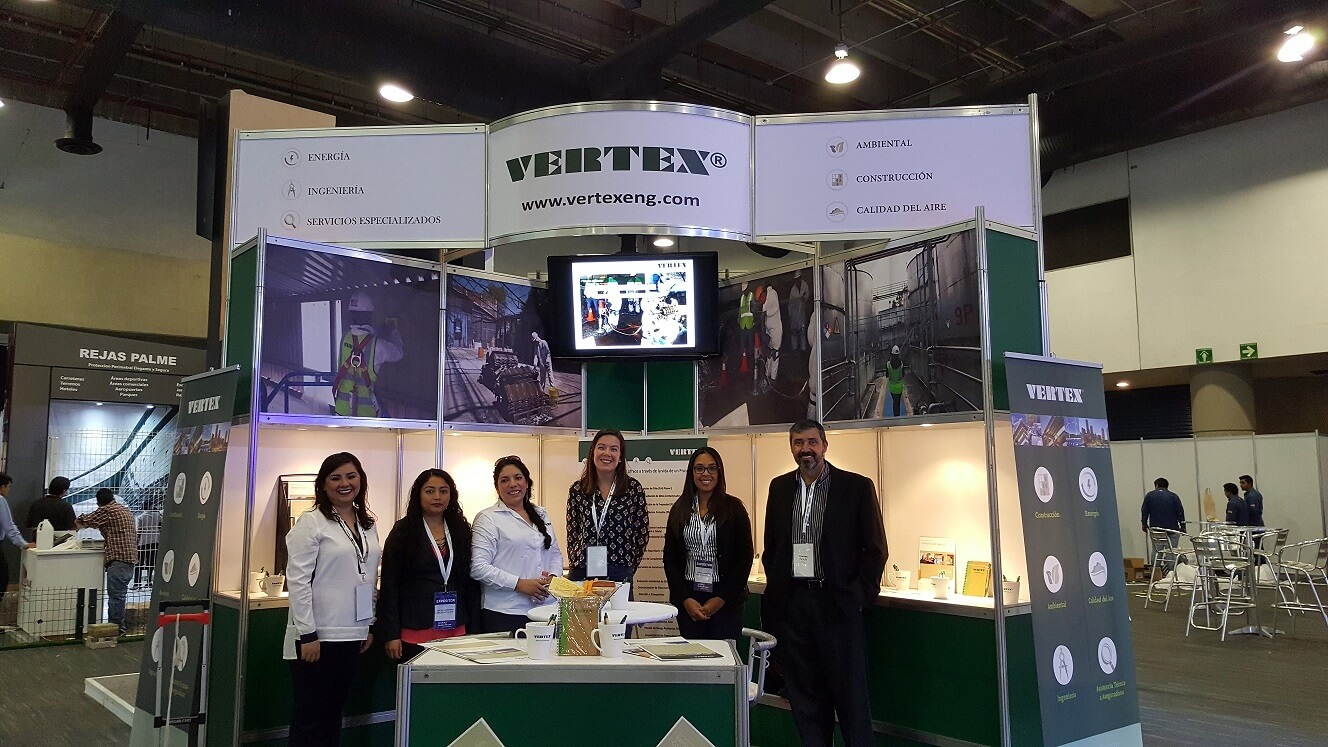 Join VERTEX at the Industrial Parks Expo in Mexico City