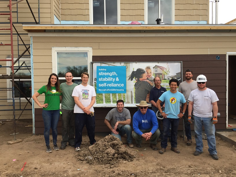 VERTEX Works With Habitat For Humanity