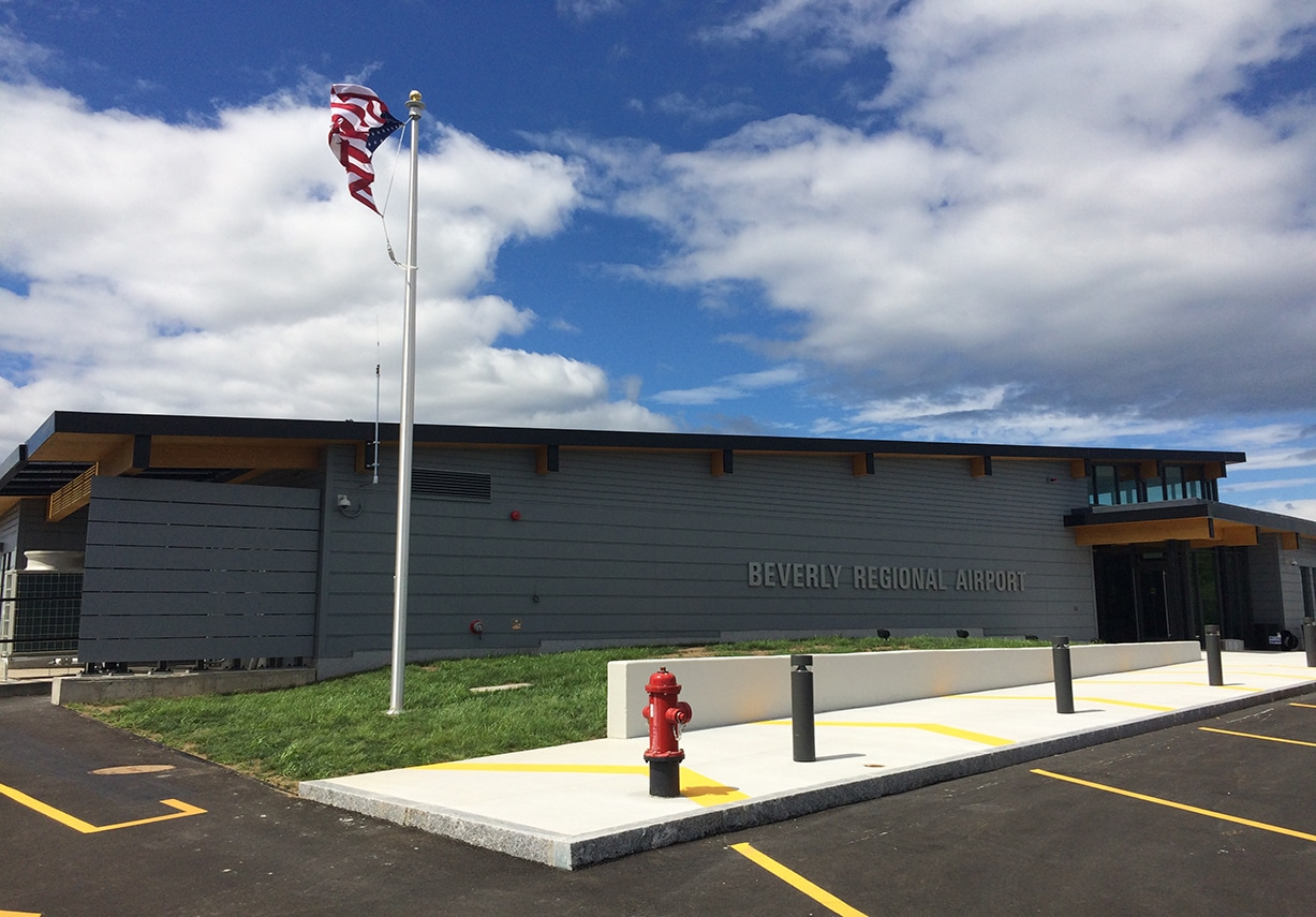 VERTEX, City of Beverly MA, Beverly Municipal Airport 30583