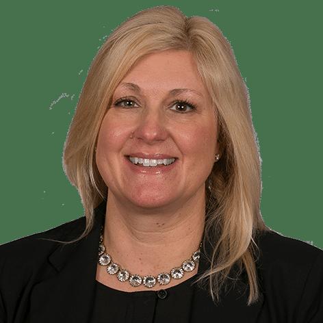 VERTEX VP Administration, Jill Mandile