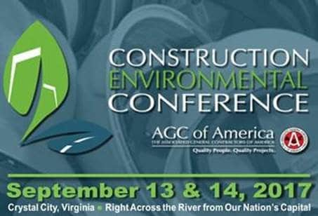 VERTEX Speaking at AGC's 2017 Construction Environmental Conference