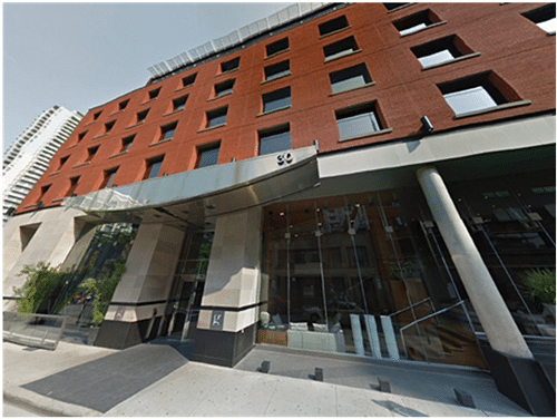 VERTEX, Environmental Due Diligence for Canadian Hotel