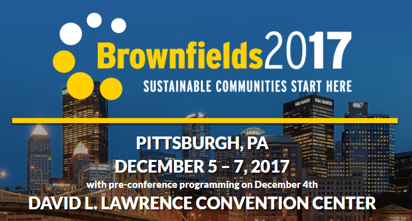 VERTEX Will See You at Brownfields 2017 - Pittsburgh
