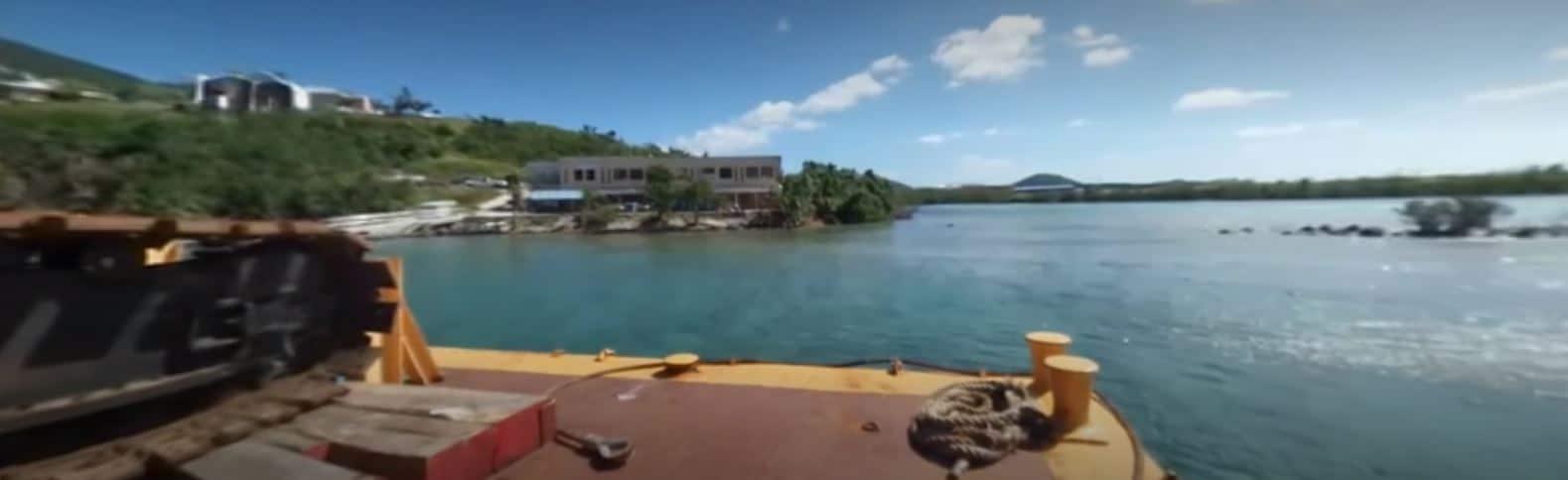 VERTEX Assists USEPA and US Coast Guard in Virgin Islands