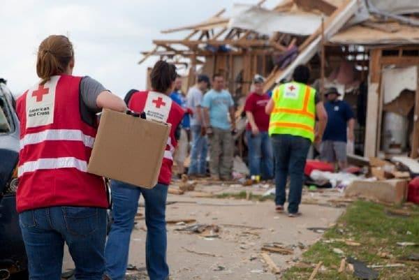 American Red Cross - VERTEX 2017 Donations