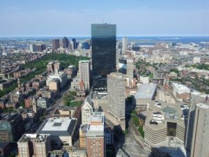 VERTEX Awarded Services Contract with the City of Boston