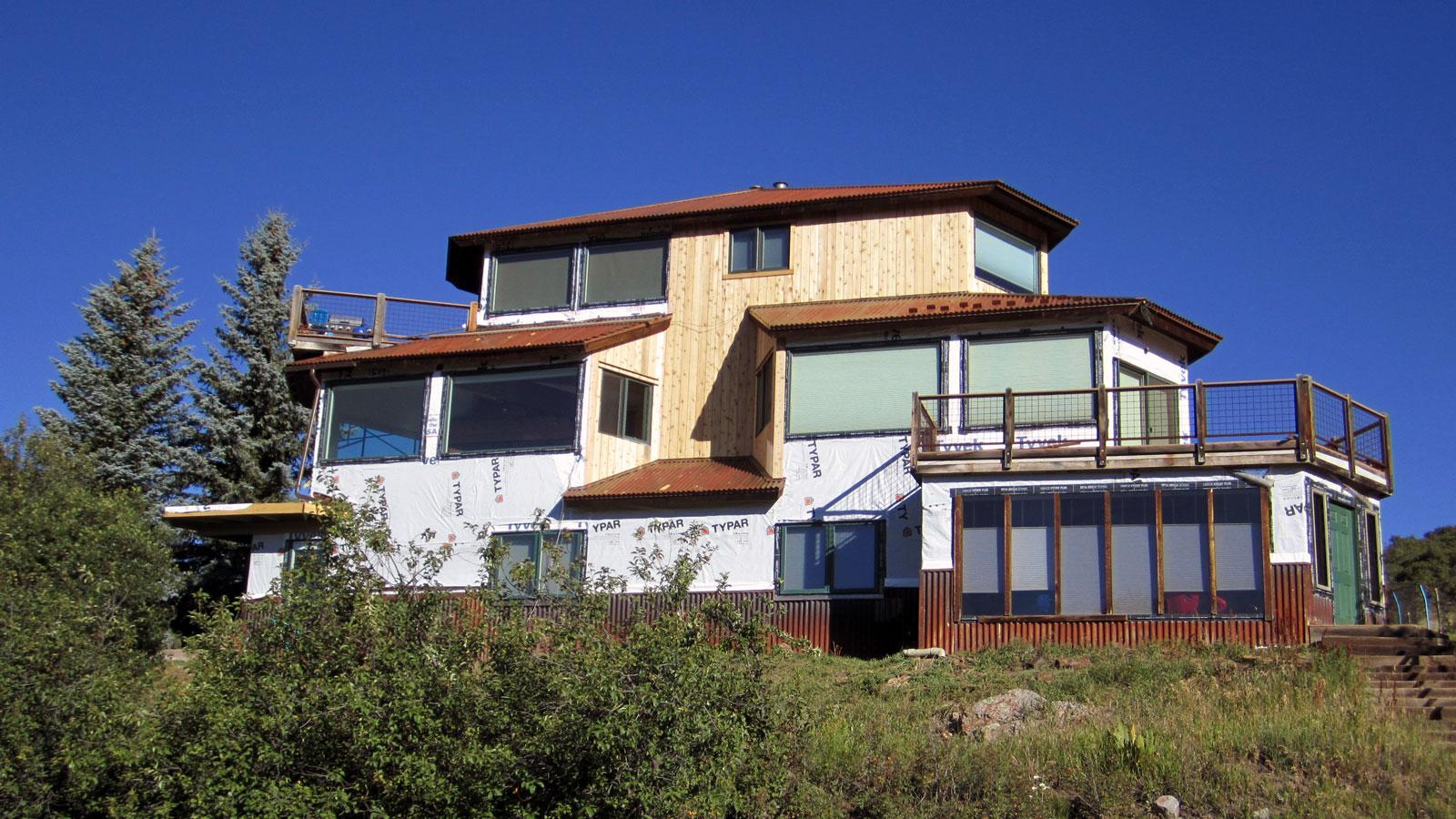 VERTEX, Construction, Last Dollar Condominiums, Telluride, Colorado 34743