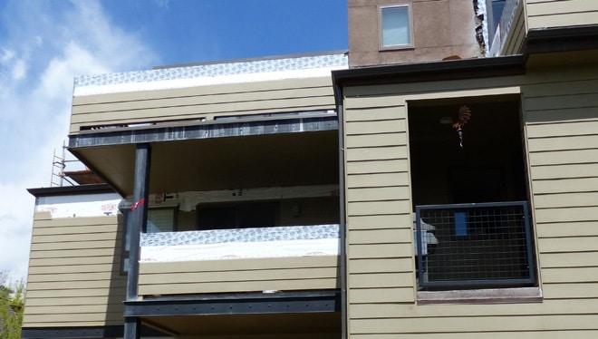 VERTEX, Construction Contracting, 6th Street Townhomes, Golden Colorado