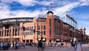 VERTEX, Drink Sponsor at Coors Field