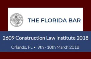 VERTEX Exhibiting at the Florida Bar Construction Law Institute