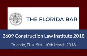 VERTEX Exhibiting at The Florida Bar Construction Law Institute