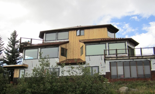 VERTEX, Construction, Last Dollar Condominiums, Telluride Colorado