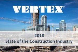 VERTEX, State of the Construction Industry 2018