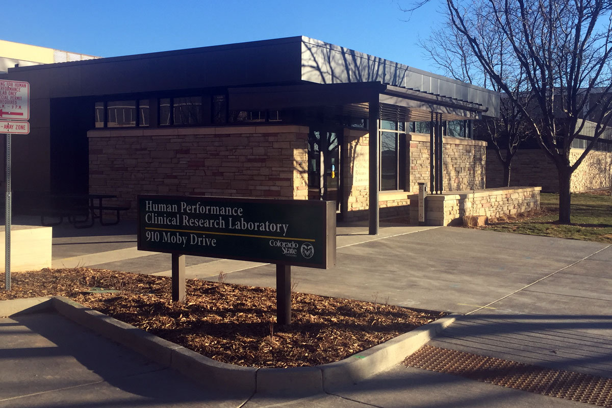 VERTEX, Civil & Structural Design Engineering, Human Performance Clinical Research Lab, Colorado State University, 32335