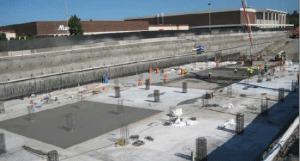 Cast in Place Concrete Vault System