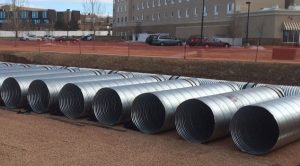 Corrugated Metal Pipe (CMP) System
