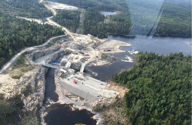 VTX Consulting, Surety Claims, Gitchi Animki Hydroelectric Project