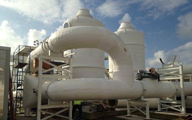 VERTEX, Surety Claims, Waste Water Treatment Plant Odor Control 28984