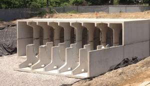 Precast Concrete Vault System