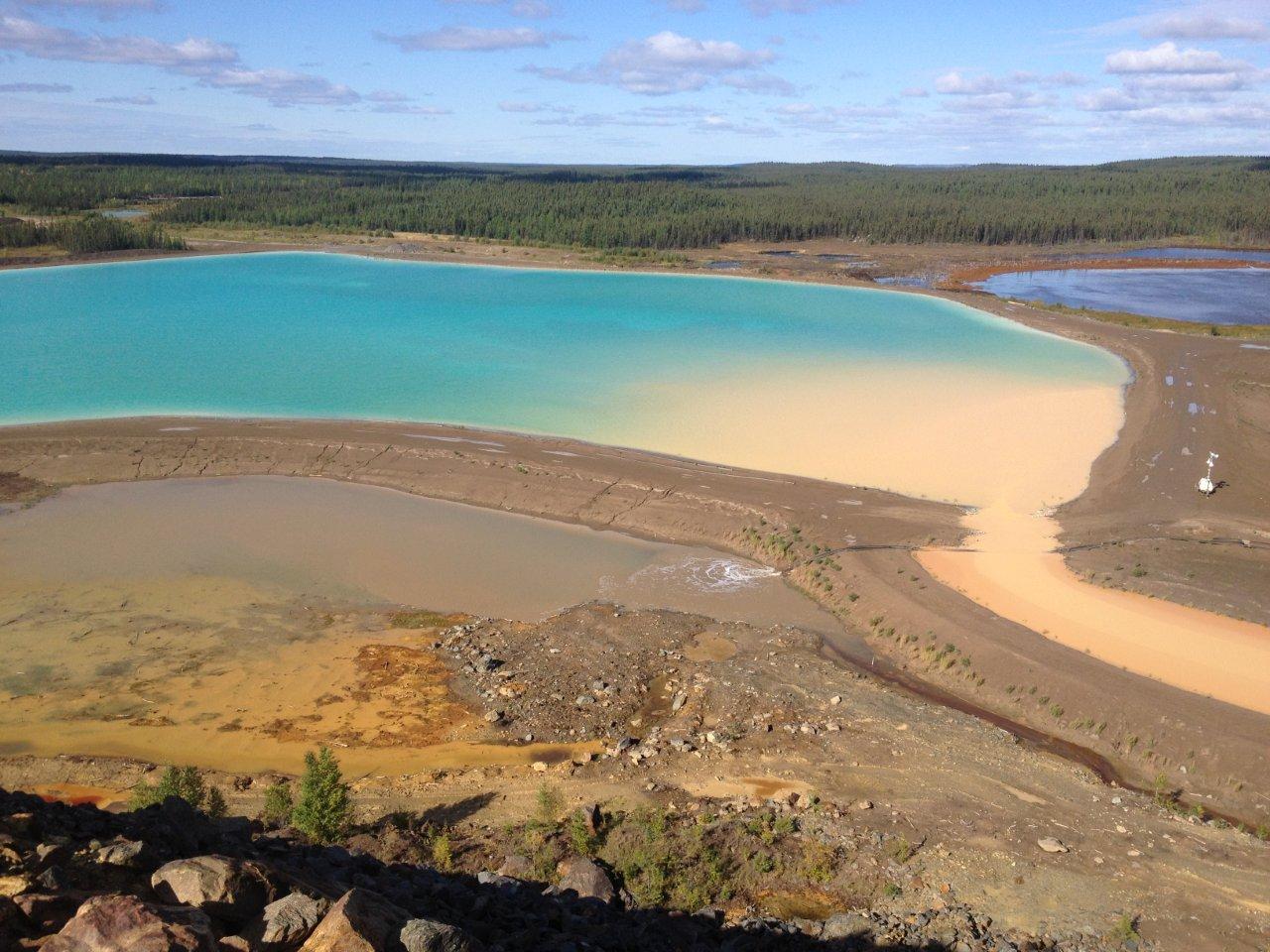VTX Consulting, Surety Claims, Ruttan Mine, Manitoba Canada
