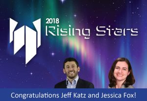 VERTEX Engineers Honored as 2018 Rising Stars in Civil Engineering