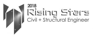 VERTEX, 2018 Rising Stars in Civil and Structural Engineering