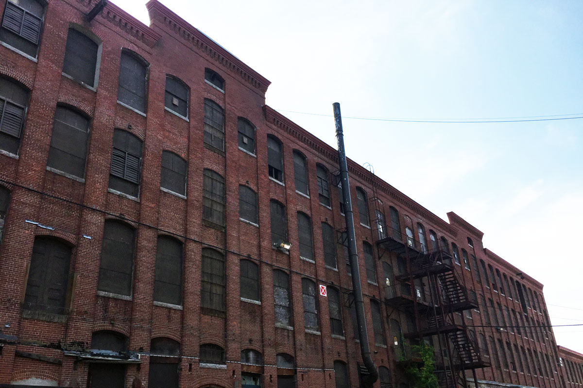 VERTEX IHBS, Environmental Assessment of Former Mill for Residential Renovation, 47008