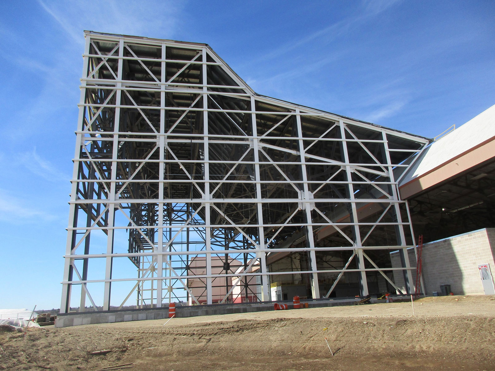 VERTEX Completion Contracting, Pease National Guard Air Force Base