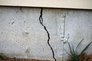VERTEX, Differential Settlement and Foundation Cracks
