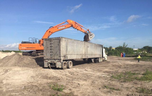 VERTEX, Environmental Soil Remediation of Former Quarry, 39798 FL
