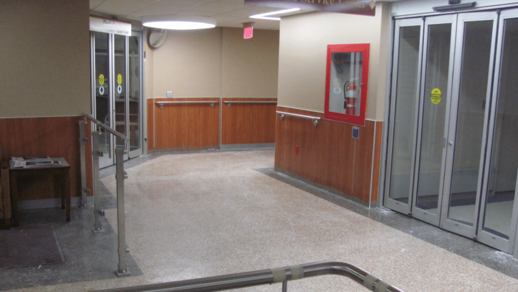 VERTEX Completion Contracting, Buffalo Veterans Affairs Medical Center, NY 30982