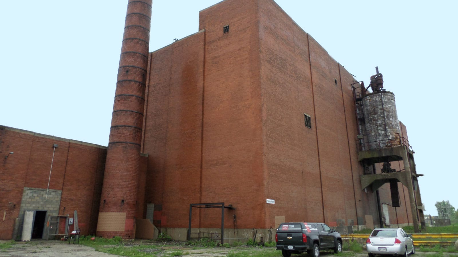 VERTEX Environmental Due Diligence, Ford Power Plant , Chicago, 39566