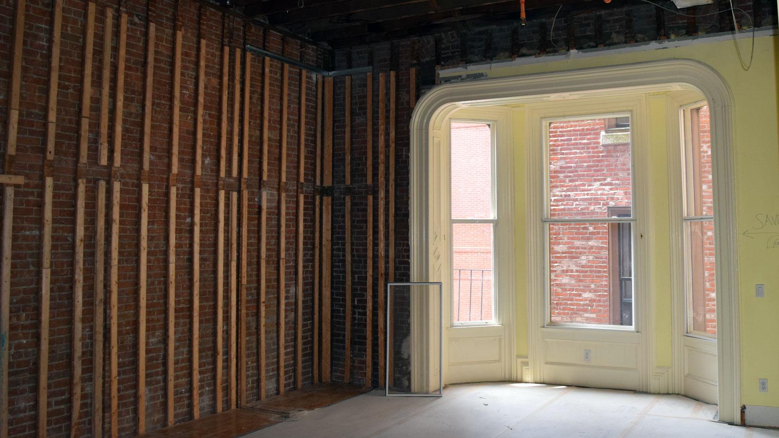 VERTEX, Structural Engineering Design, Residential Renovation, Boston, MA